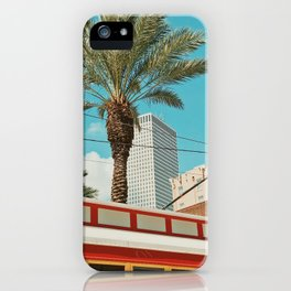 Downtown New Orleans iPhone Case
