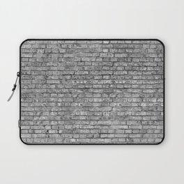 Vintage Brick Wall Laptop Sleeve