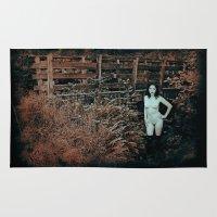 gypsy Area & Throw Rugs featuring Gypsy by Sirenphotos