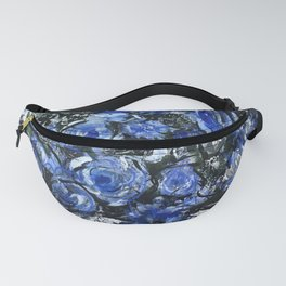 Overflowing Fanny Pack
