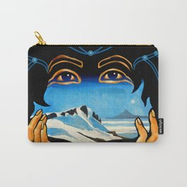 The Gift Giver Carry-All Pouch