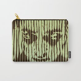 no casualities - green version Carry-All Pouch