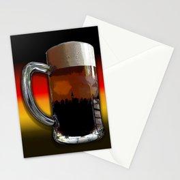 German Sunset Stationery Cards