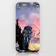 For Beauty Is Found Within Slim Case iPhone 6