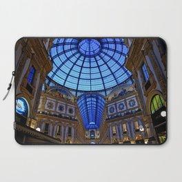 Shoping in Milan Laptop Sleeve