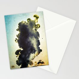 Liquid harmony II Stationery Cards