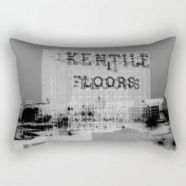 Kentile Floors BKLYN Rectangular Pillow
