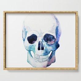 Skull 07 Serving Tray