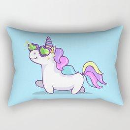 Fabulous Unicorn Rectangular Pillow