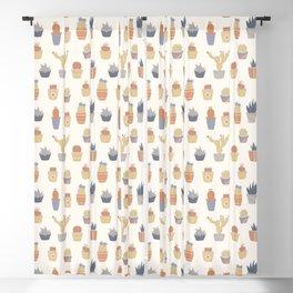 Prickly Pear (Vista) Blackout Curtain