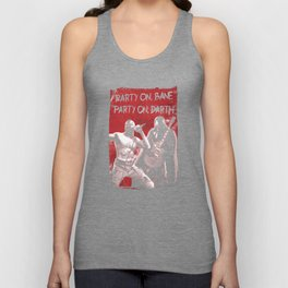Party on, Bane Unisex Tank Top