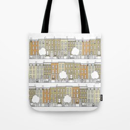 Brooklyn (color) Tote Bag