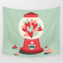 Sweet Love Wall Tapestry