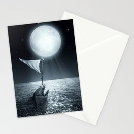 Set Adrift II Stationery Cards