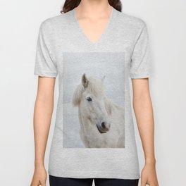 Icelandic Horse Unisex V-Neck
