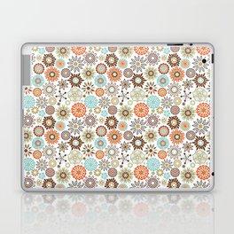 Ornate Floral  Laptop & iPad Skin