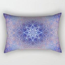 Symmetry 13: Big Bang Rectangular Pillow