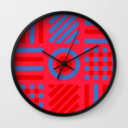 The Difference Wall Clock