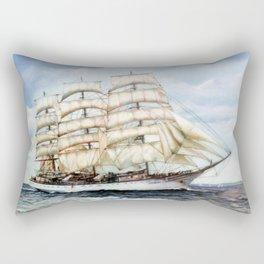 Regata Cutty Sark/Cutty Sark Tall Ships' Race Rectangular Pillow