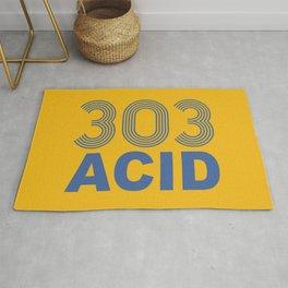 303 Acid Rave Quote Rug