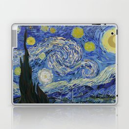 Starred Night Laptop & iPad Skin