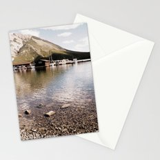 Banff Reflections Stationery Cards
