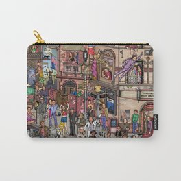Movie stars street Carry-All Pouch