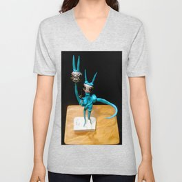 beautiful nightmare Unisex V-Neck