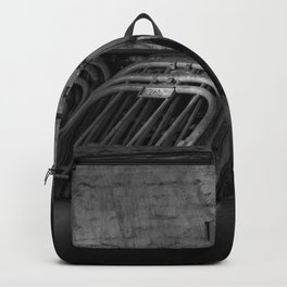 Growing Old - Traces of Interior Life in a Forgotten Place Backpack
