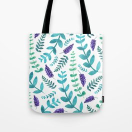 Greenery Pattern II Tote Bag