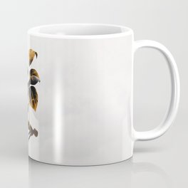 The Haunting Fragility of Life Coffee Mug