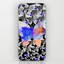 Magical flight iPhone Skin