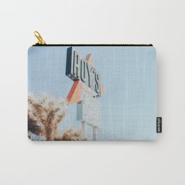 Neon Sign Roys Motel California Carry-All Pouch
