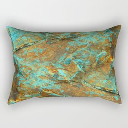 TURQUOISE MINERAL Rectangular Pillow