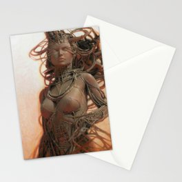 Gynoid IV Stationery Cards