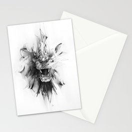 STONE LION Stationery Cards