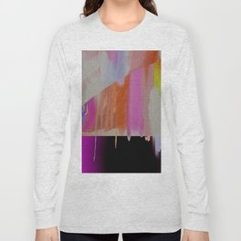 Walls Of Colour Long Sleeve T-shirt