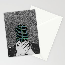StaticSpeaking Stationery Cards