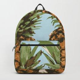Pineapple Lineup Backpack