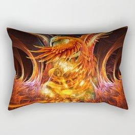 The Phoenix Rectangular Pillow