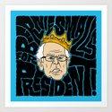 Bernie Smalls for President by chrispiascik