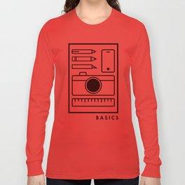 Basics Long Sleeve T-shirt