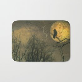 Autumn Moon Bath Mat