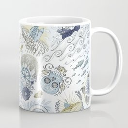 Tattoo Pattern Coffee Mug