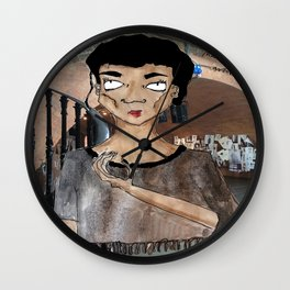 Camille  Wall Clock
