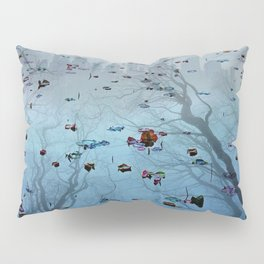 The Wishing Pond Is Full...And Strong Pillow Sham