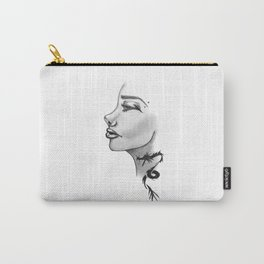 Dragon Tattoo Carry-All Pouch