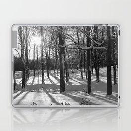 Sunburst Forest Laptop & iPad Skin