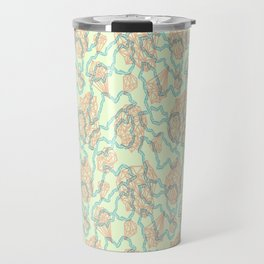 diamonds + chains Travel Mug