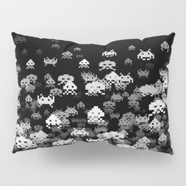 Invaded BLACK Pillow Sham
